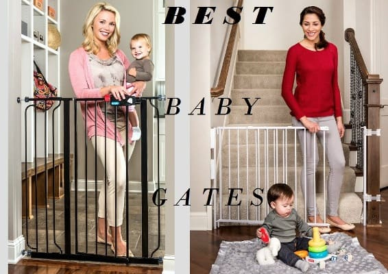 Best Baby Gates 2021 - Buyer's Guide - Baby Safety Lab