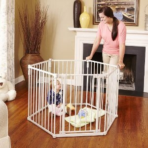 north states superyard 3-in-1 gate