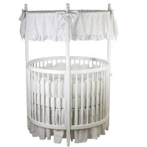 dream on me sophia posh round crib