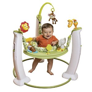 evenflo exersaucer stationary jumper