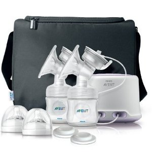 philips avent double