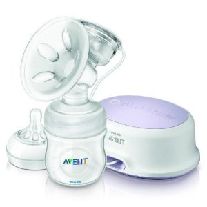 philips avent single electric