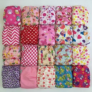 20 pack cloth diapers