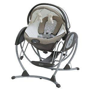 graco soothing glider