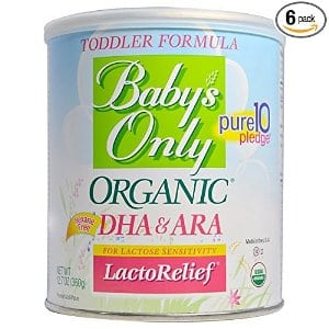 babys only organic lactorelief