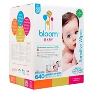 bloom baby sensitive