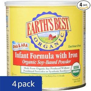 earths best organic soy