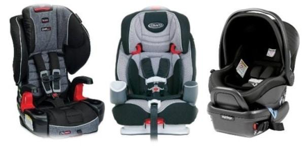 Types Of Car Seats