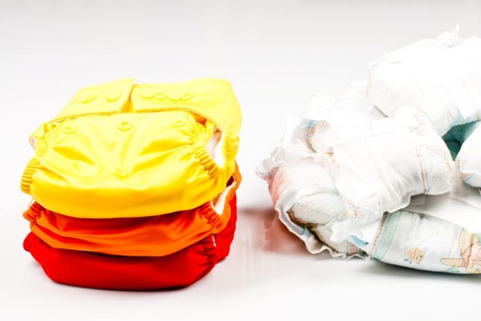 how to wash a cloth diaper