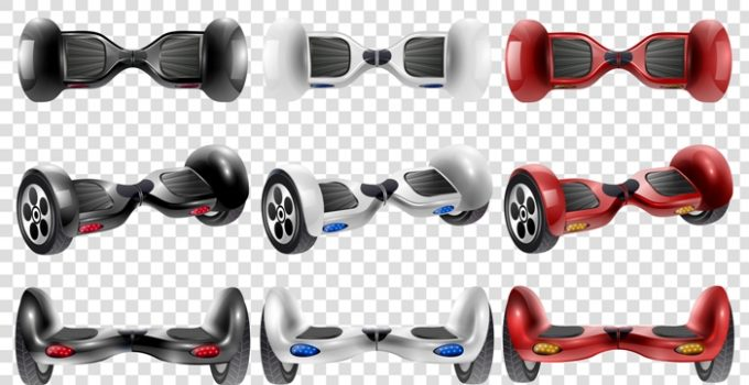 types brands of hoverboards