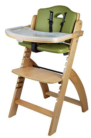 Abiie Beyond Wooden High Chair