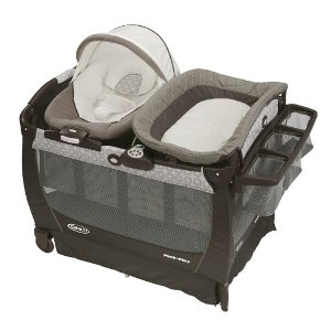 Graco Pack n Play Playard Snuggle Suite LX