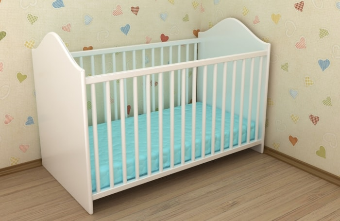 what is the standard crib mattress size