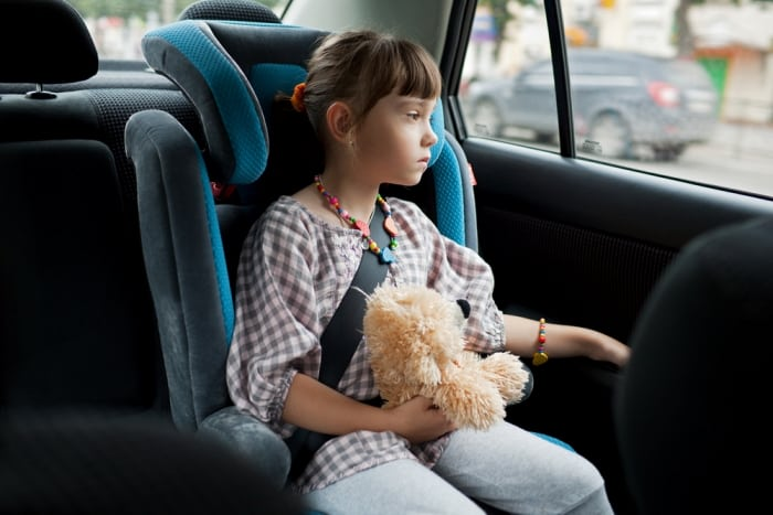 pennsylvania car seat laws