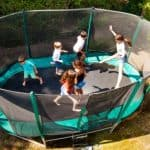 best safest mini trampolines for kids