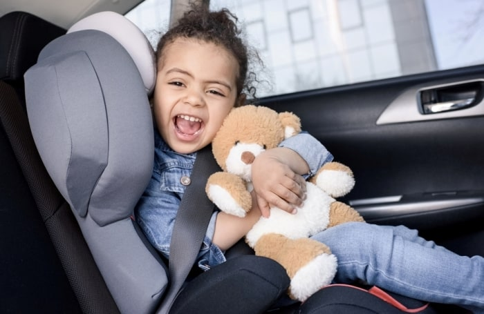 west virginia car seat laws