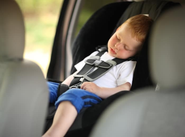 oklahoma car seat laws