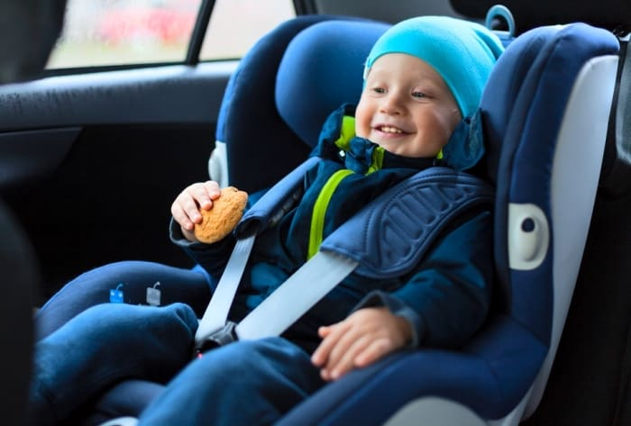 michigan car seat laws