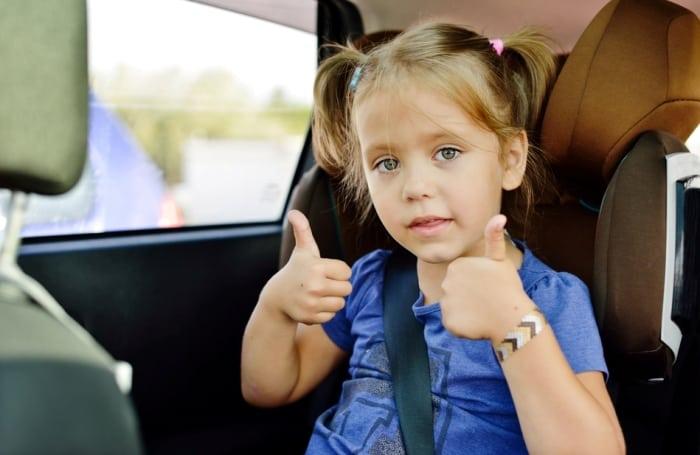kentucky car seat laws