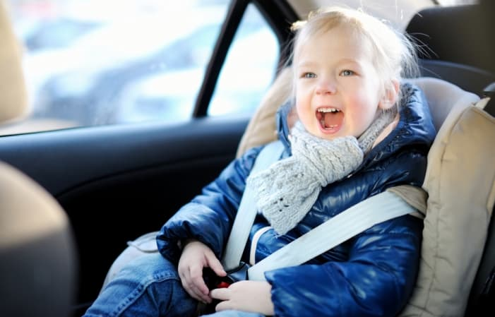 minnesota car seat laws