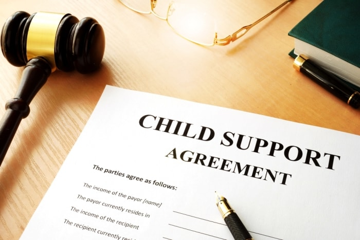 new jersey child support laws