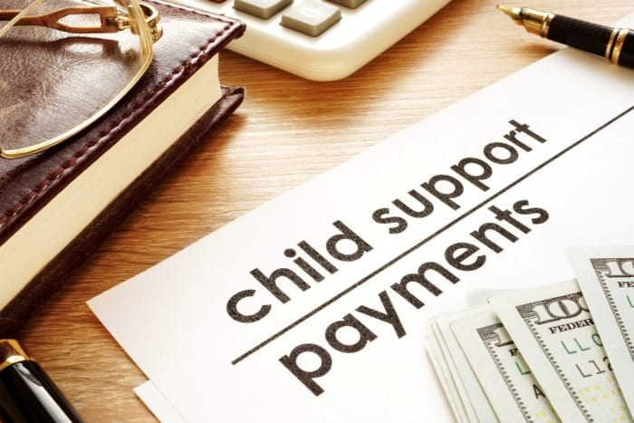 california child support laws