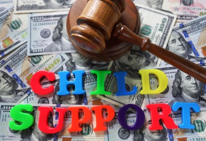 georgia child support laws